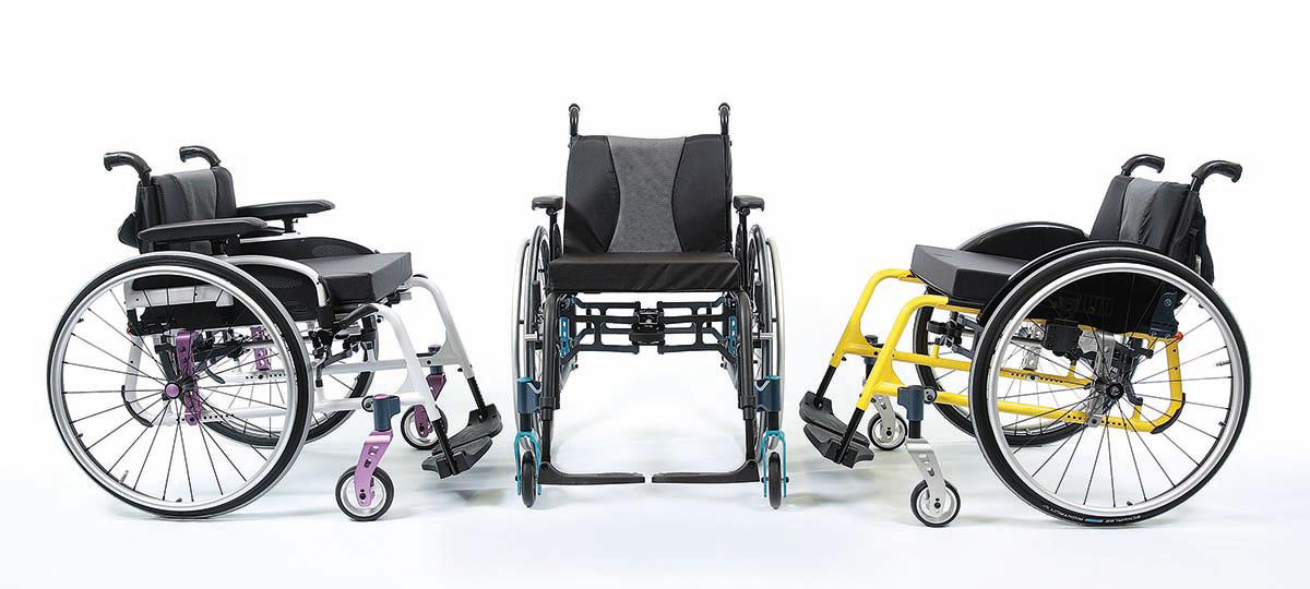 Kanters Sanitätshaus - Rollstühle - Der perfekte Helfer im Alltag