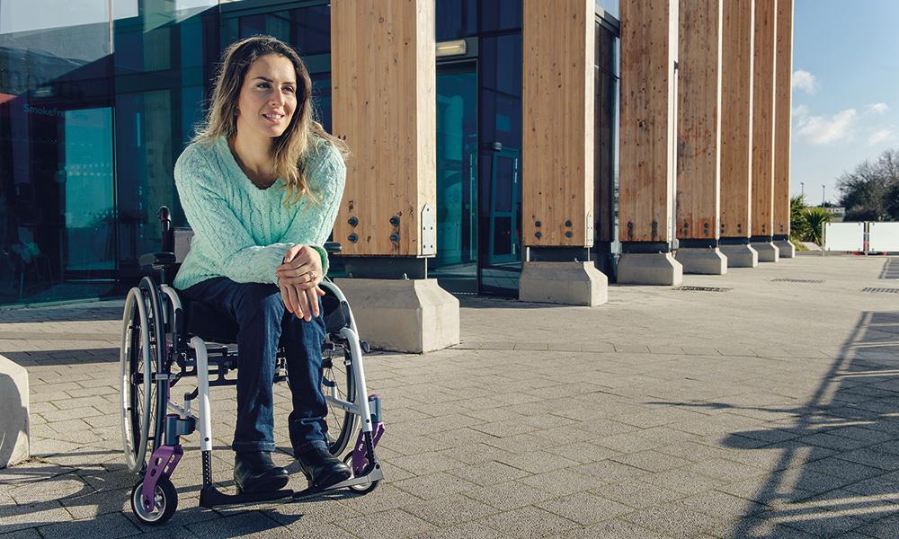 Rollstühle - Der perfekte Helfer im Alltag - Kanters Sanitätshaus