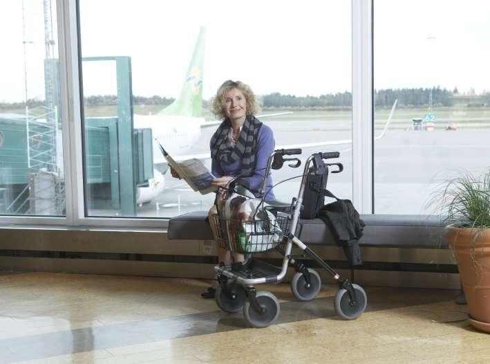 Rollatoren sorgen für mehr Lebensqualität und Sicherheit - Kanters Sanitätshaus
