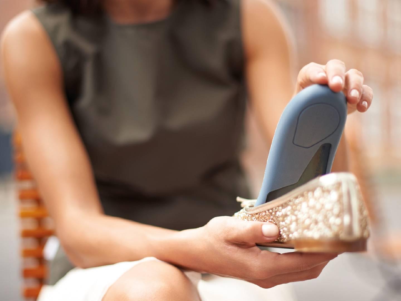 Einlagen lösen die meisten orthopädische Fußprobleme - Sanitätshaus Kanters