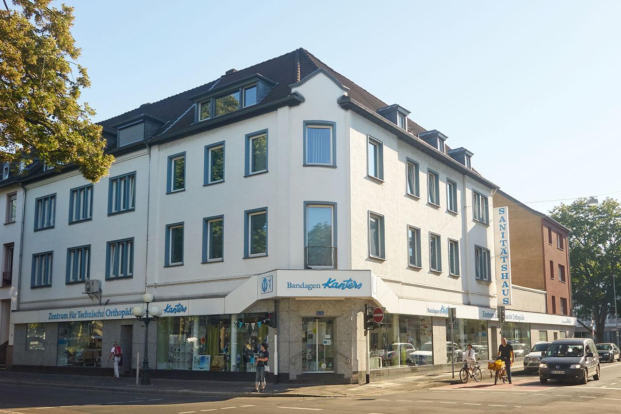 Kanters Sanitätshaus - Ostwall in Krefeld