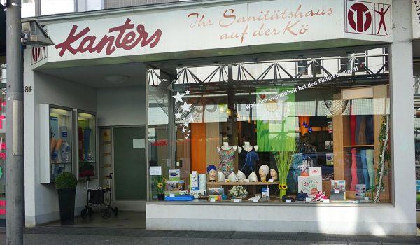 Sanitätshaus-Kanters-Königstrasse in Krefeld